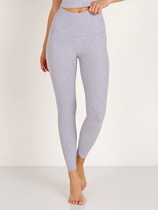 Beyond Yoga Spacedye Midi High Waisted Legging Wild Wisteria