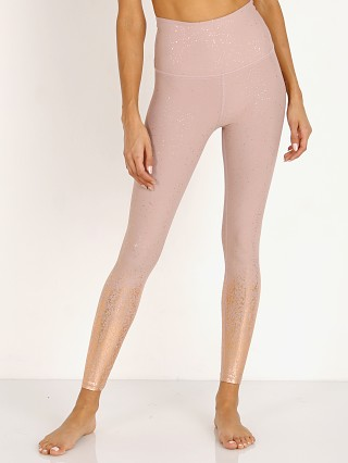 Beyond Yoga Alloy Ombre High Waisted Midi Legging Brazen Blush