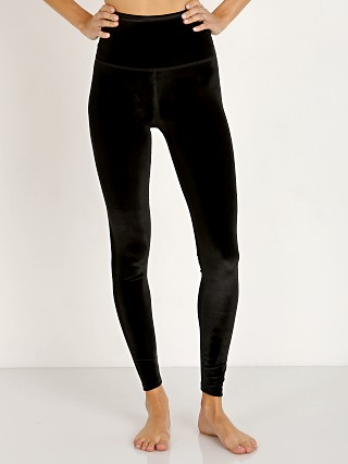 Beyond Yoga Velvet Motion High Waisted Midi Legging Black