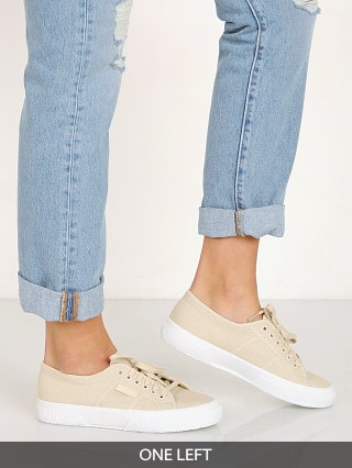 Superga 2750 COTW Cafe Sneaker Noir/Full White