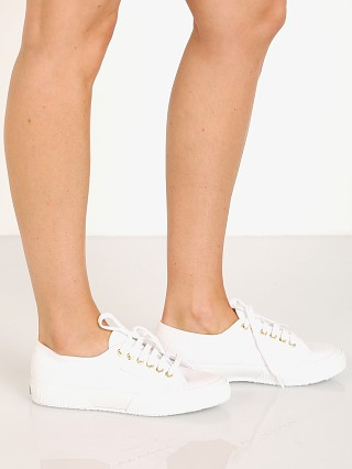You may also like: Superga 2750-COTW Sneaker White-Gold
