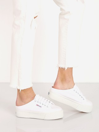 You may also like: Superga 2284-COTW Sneaker White