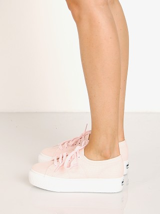 Superga 2790ACOTW LINEA UP AND DOWN Sneaker Pink Crystal