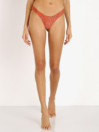 Model in blossom Stone Fox Swim Bowie Bottom