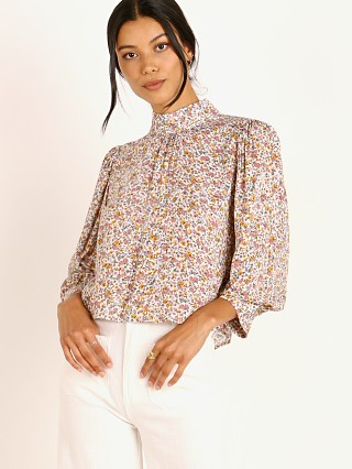 Rollas Stephanie Coast Blouse Floral