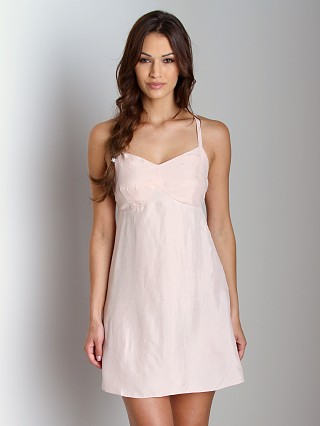 Lisa Maree Pivotal Point Dress Nude