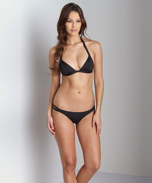 Lisa Maree Cheshire Cat Bikini Black