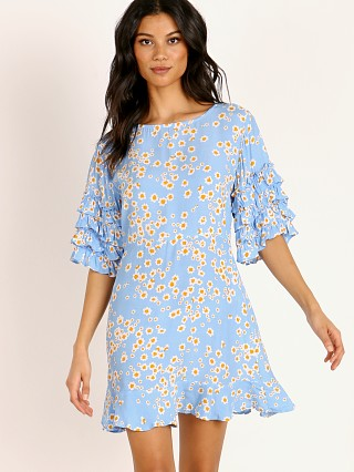 Faithfull the Brand Serafina Mini Dress Le Bon Floral Print