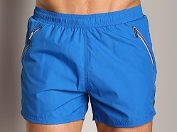 Hugo Boss Acava Swim Shorts Blue