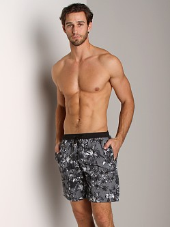 Hugo Boss Anemonfish Swim Boxer Black
