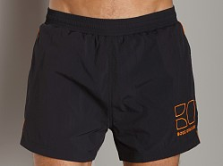 Hugo Boss Male Swim Shorts Black