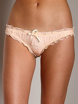 Undrest Chiffon Brief French Pink