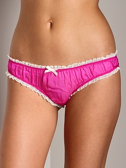 Undrest Lisette Brief Fuchsia/Natural