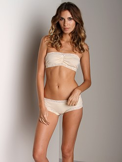 Undrest Signature Lace Bandeau Natural