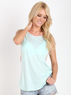 CA by Vitamin A Cataway Tee Top Frost