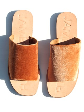 You may also like: James Smith Off Duty Slide Marigold Velvet