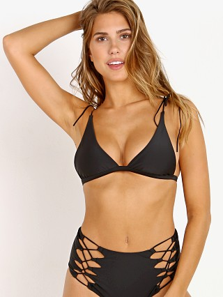Complete the look: Beach Riot Marina Top Black