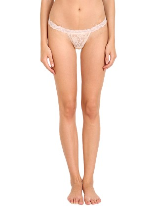 Complete the look: Hanky Panky G-String Chai