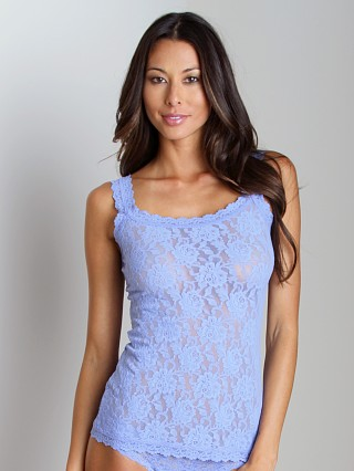 Hanky Panky Classic Unlined Camisole Aurora Blue
