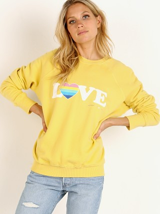 Complete the look: Spiritual Gangster Love Classic Sweatshirt Citrine