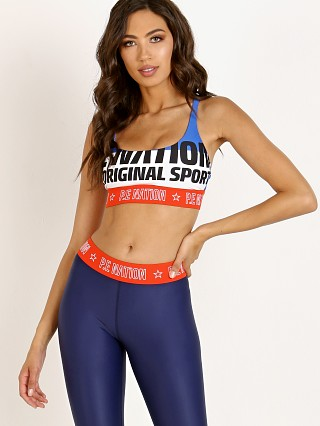 PE NATION Kicker Sports Bra Print