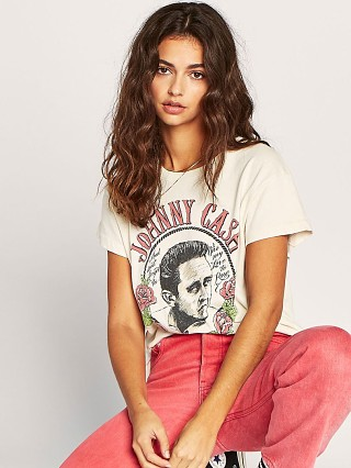 Daydreamer Johnny Cash Love to Rose Tour Tee