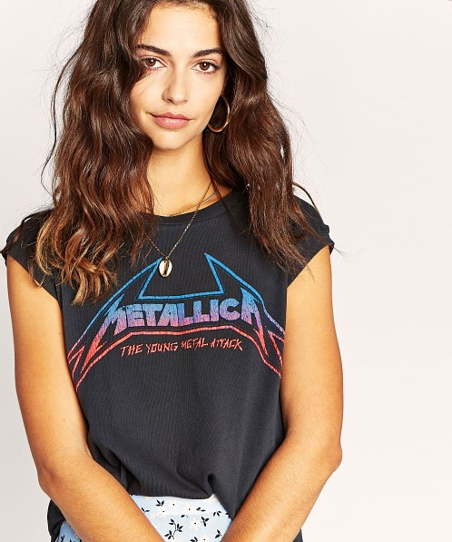 Daydreamer Metallica Young Metal Attack Tank