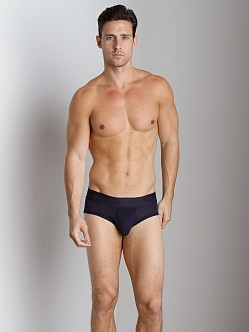 Tommy John Second Skin Brief Navy
