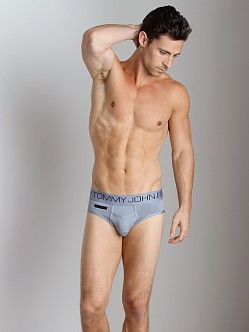 Tommy John 360 Sport Brief Grey