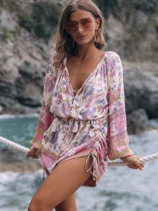 Complete the look: Spell & The Gypsy Buttercup Romper Meadow