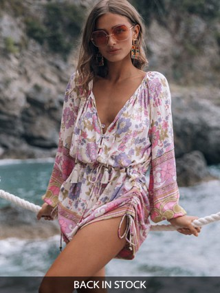 Spell & The Gypsy Buttercup Romper Meadow