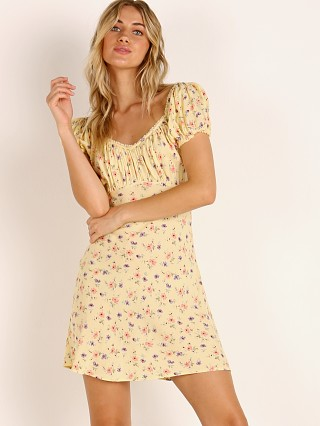 You may also like: Auguste the Label Eloise Penn Mini Dress Yellow