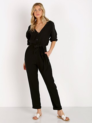 Complete the look: Stillwater Cote D'Azure Jumpsuit Black