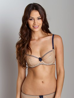 Claudette Dessous Full Coverage Bra Sandstone