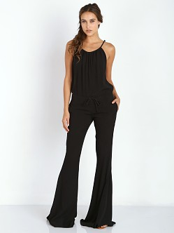 Flynn Skye Not Just A Flare Romper Black
