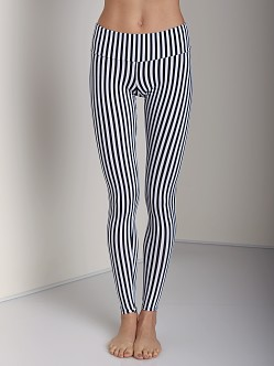 Onzie Long Legging Stripe
