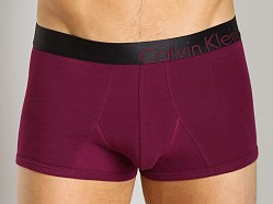Calvin Klein Bold Cotton Trunk Cherry Shadow