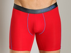 Calvin Klein Prostretch Reflex Boxer Brief Brilliant Red