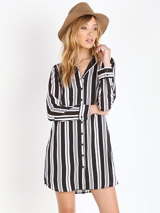 BB Dakota Colin Shirt Dress Stripe