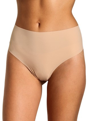Commando High Rise Thong True Nude