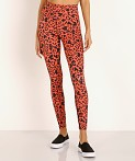 Beach Riot Piper Legging Love Red, view 2