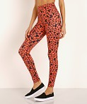 Beach Riot Piper Legging Love Red, view 3