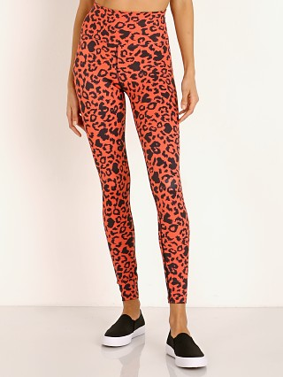 Beach Riot Piper Legging Love Red