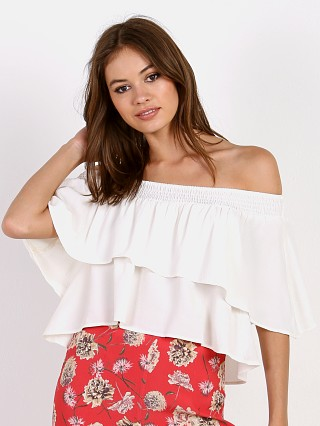 You may also like: Flynn Skye Athens Top White