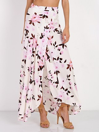 Flynn Skye Wrap It Up Skirt Scattered Roses
