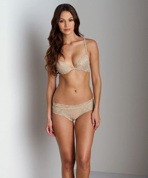 Cosabella Never Say Never Hottie Warm Taupe