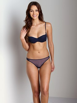 Cosabella Sorie Thong Navy