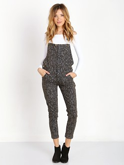 Tallow Tribal Zodiac Overall Charcoal
