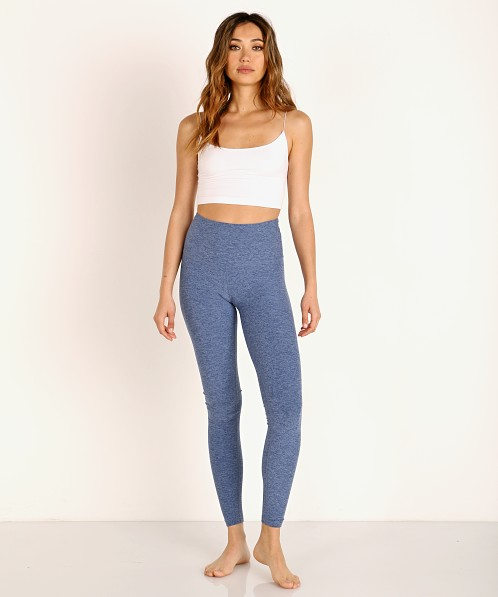 Beyond Yoga High Waist Long Legging Serene Blue Spacedye