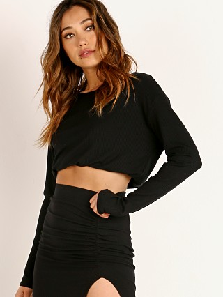 Stillwater The Teya Top Black